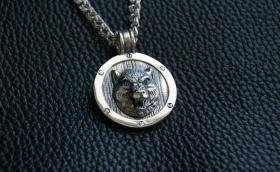Подарок с символикой волка 63